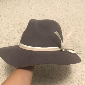 Taupe Hat